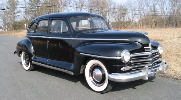 1947 Plymouth 393